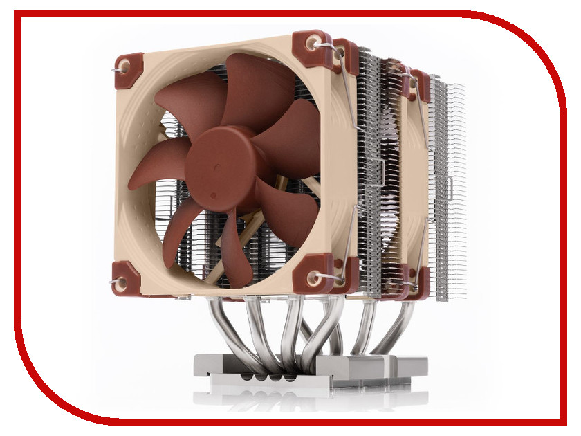 Кулер Noctua NH-D9 DX-3647 4U