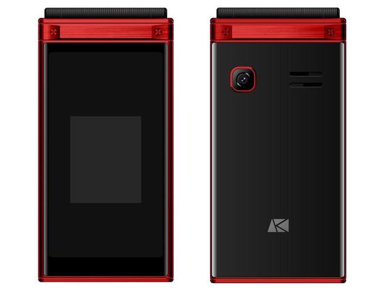 Сотовый телефон Ark Benefit V2 Red