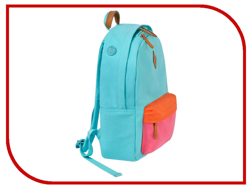 Рюкзак Woodsurf United Academy Summer Breeze Mix Turquoise BPSB-02