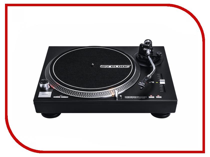 Проигрыватель виниловых дисков Reloop RP-4000 MK2 shinco shinco dvp 739 dvd проигрыватель vcd проигрыватель hdmi hd проигрыватель hd проигрыватель cd проигрыватель тигр проигрыватель дисков