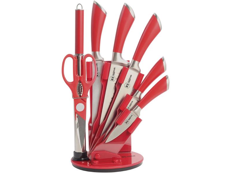 Набор ножей Rainstahl 8002-08RS\KN