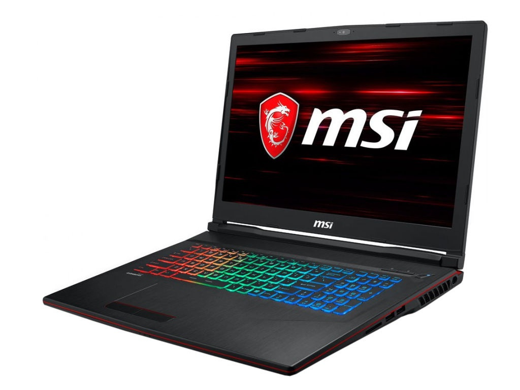 Ноутбук MSI GP73 Leopard 8RE-470RU 9S7-17C522-470 Black (Intel Core i7-8750H 2.2 GHz/16384Mb/1000Gb/No ODD/nVidia GeForce GTX 1060 6144Mb/Wi-Fi/Bluetooth/Cam/17.3/1920x1080/Windows 10 64-bit) ноутбук msi gs63 stealth 8re 022ru 9s7 16k512 022