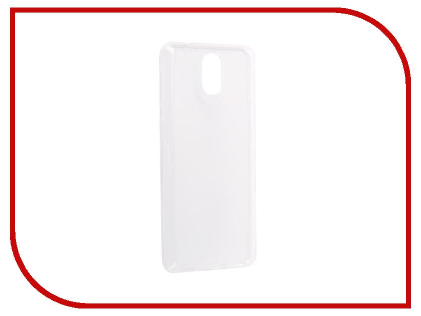 Аксессуар Чехол для Nokia 3.1 2018 Zibelino Ultra Thin Case White ZUTC-NOK-3.1-WHT игрушечная техника и автомобили 16 nok boeing 737 b737 airways w nok air b737 airlines