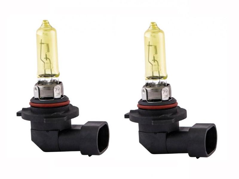 Лампа SVS Yellow 3000K HB3 9005 12V 65W + W5W Ver.2.0 Yellow 0200098000 (2 штуки)