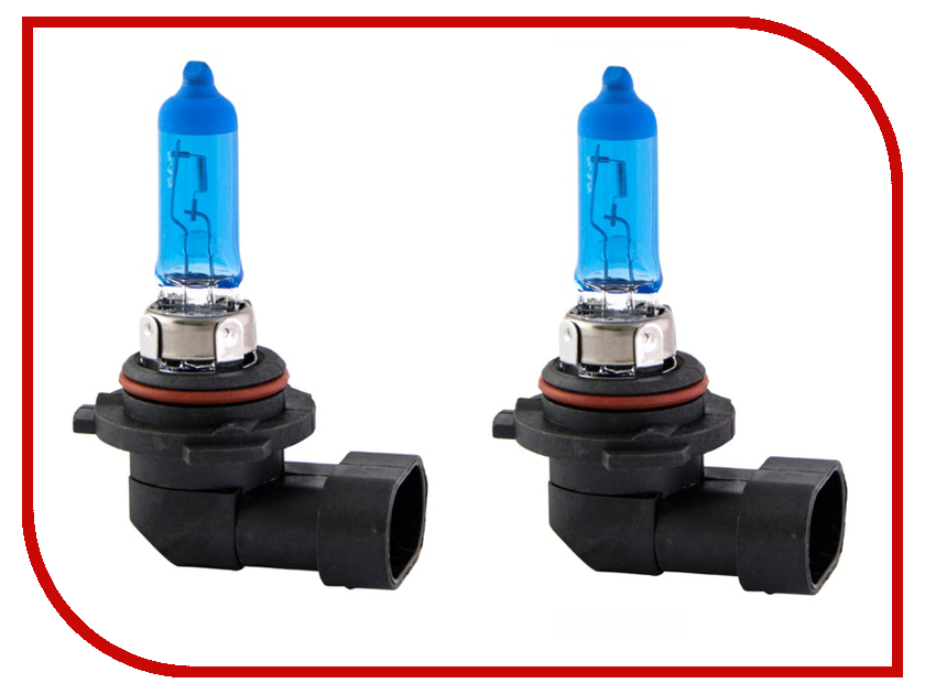 Лампа SVS White 5000K HB4 9006 12V 55W + W5W Ver.2.0 White 0200111000 (2 штуки) 2pcs h7 55w 12v halogen bulb super xenon white fog lights high power car headlight lamp car light source parking 5000k auto lamp