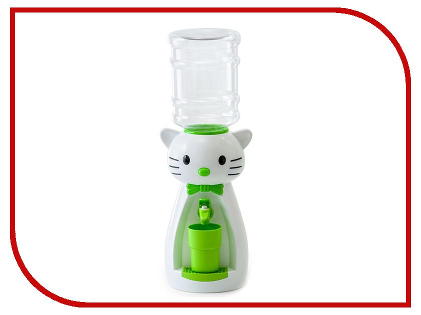 Кулер Vatten Kids Kitty со стаканчиком White 4908 vatten kids mouse white со стаканчиком