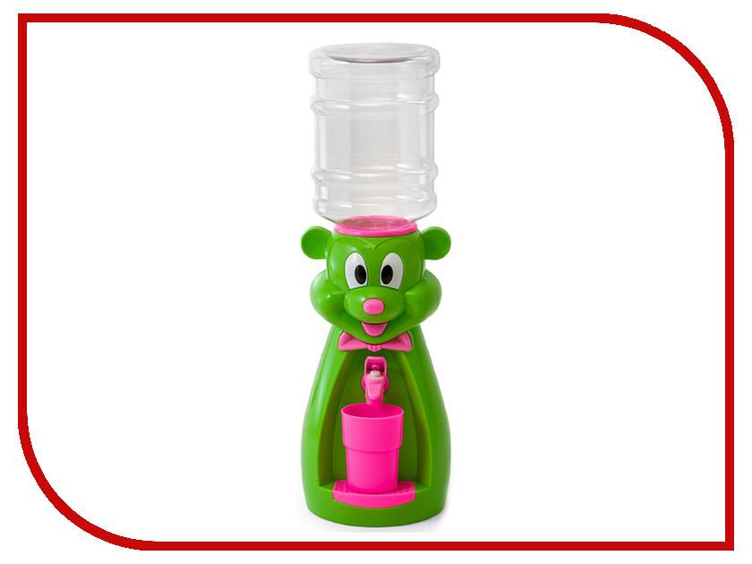 Кулер Vatten Kids Mouse со стаканчиком Lime 4916 vatten kids mouse white со стаканчиком