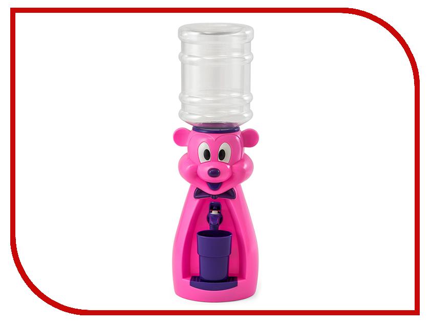 Кулер Vatten Kids Mouse со стаканчиком Pink 5593 vatten kids mouse white со стаканчиком