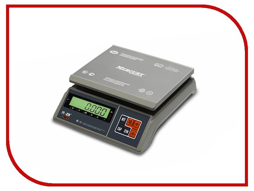 Весы Mercury M-ER 326AFU-15.1 Post II LCD USB-COM mercury mercury mw150uh внешняя антенна свободного привода usb беспроводная карта смарт автоматическая установка портативный wi fi приемник