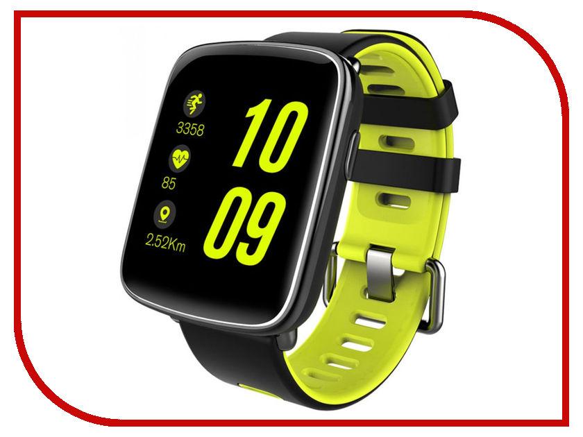 Умные часы KingWear GV68 Yellow часы слава 1249422 300 2428