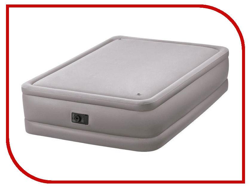 Надувной матрас Intex Foam Top Airbed (64470) intex надувной матрас pillow classic airbed