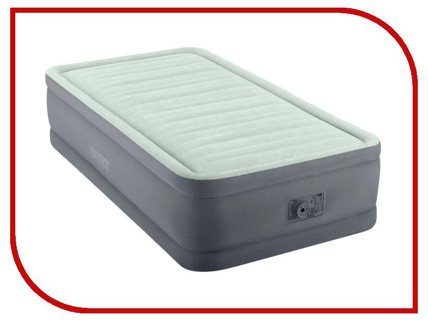 Надувной матрас Intex PremAire Elevated Airbed (64902) intex надувной матрас pillow classic airbed