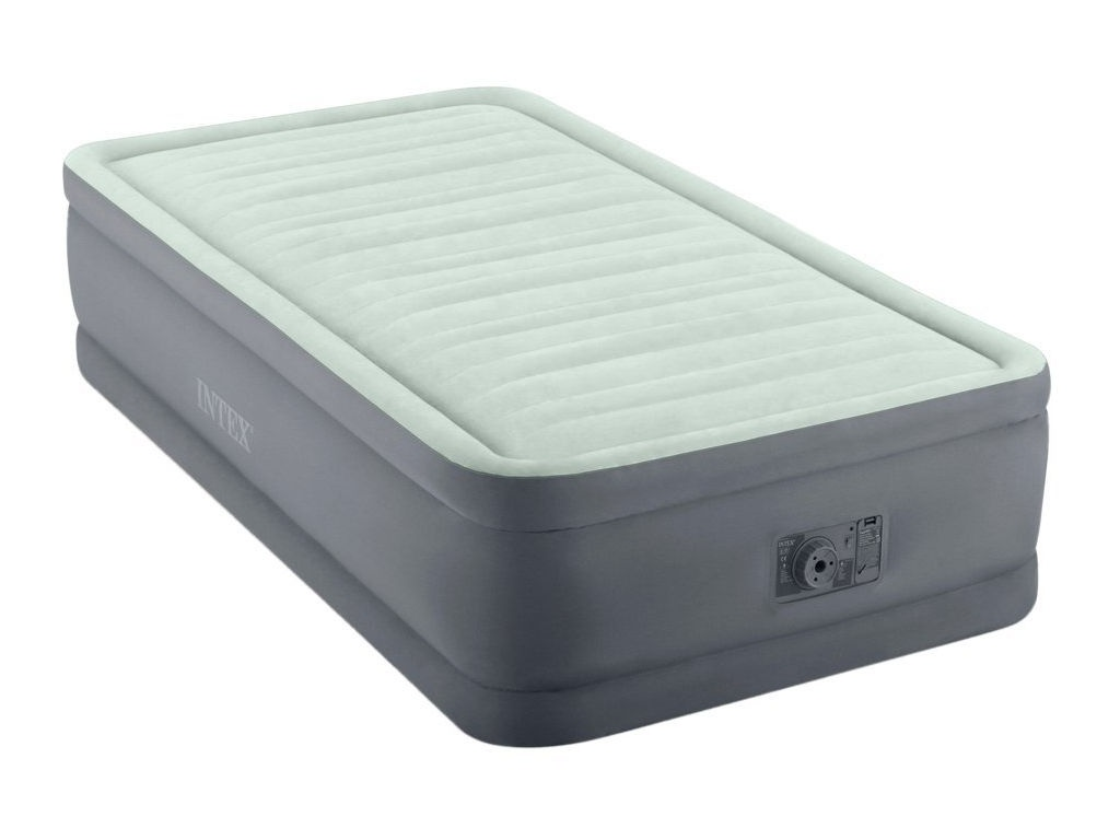 Надувной матрас Intex PremAire Elevated Airbed (64902) цена 2017