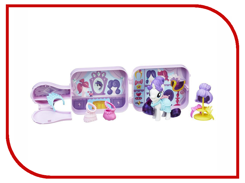 Игрушка Hasbro My Little Pony Movie E0187 ey products e my creative wood table clock khaki 1 x aa