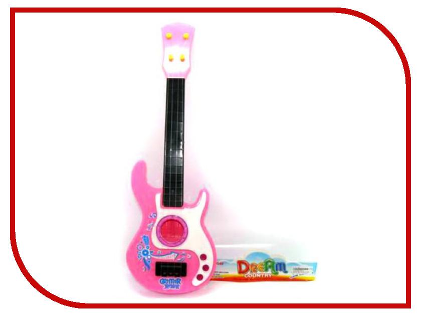 Детский музыкальный инструмент Shantou Gepai Гитара 6001 игрушка shantou gepai гитара 941731 7237