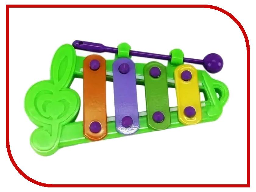 Детский музыкальный инструмент Shantou Gepai Ксилофон музыкальный инструмент 10 букв сканворд
