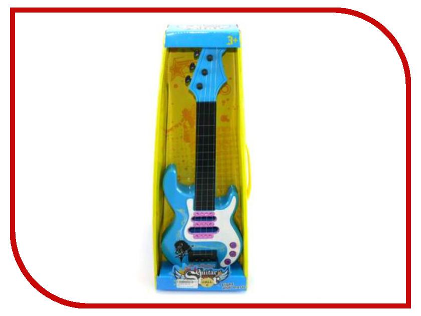 Детский музыкальный инструмент Shantou Gepai Гитара 8013C музыкальный инструмент детский simba музыкальный инструмент рок гитара розовая