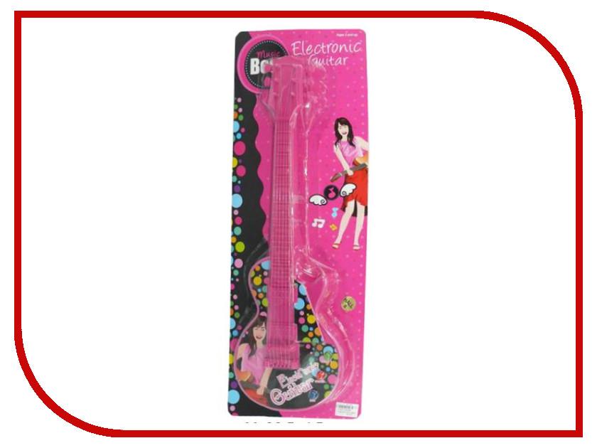 Детский музыкальный инструмент Shantou Gepai Гитара 59068B игрушка shantou gepai гитара 941731 7237