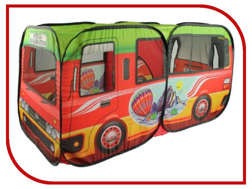 Игрушка Shantou Gepai Палатка Автобус Москва-Владивосток M7046 авиабилеты владивосток сингапур