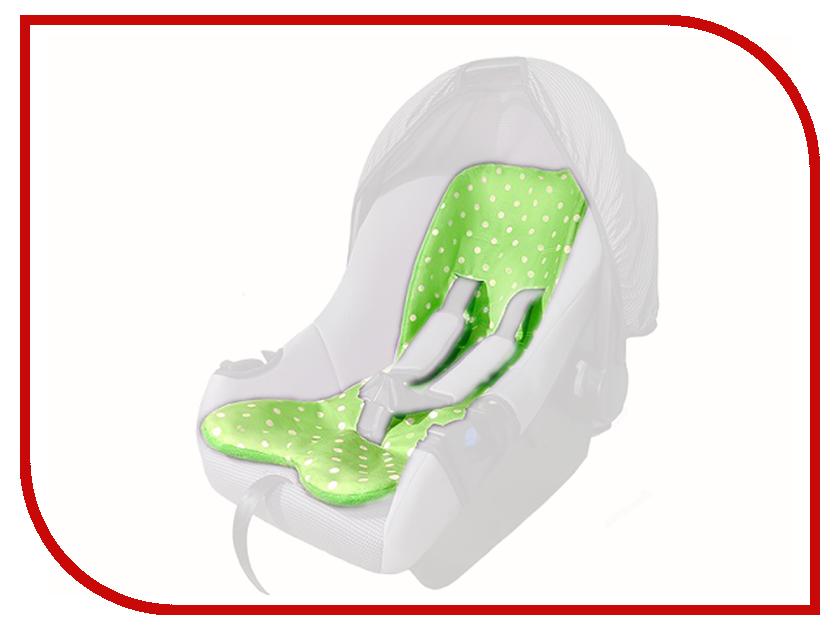 Чехол-вкладыш для автокресла ProtectionBaby BP-011/1 Mini Color Green 4631111108994