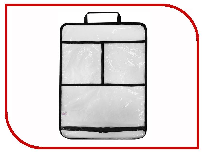 Защитная накидка на спинку автомобильного сиденья ProtectionBaby PB-009 4665299449860