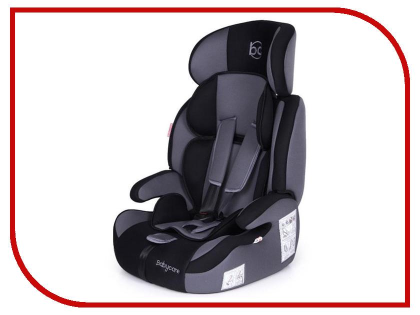 Автокресло Baby Care Legion группа 1/2/3 Black-Grey 4610027548575 автокресло baby care eso basic premium темно серое