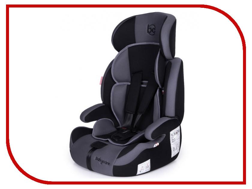 Автокресло Baby Care Legion группа 1/2/3 Grey 1008 -Black 4610027548599 автокресло baby care rubin