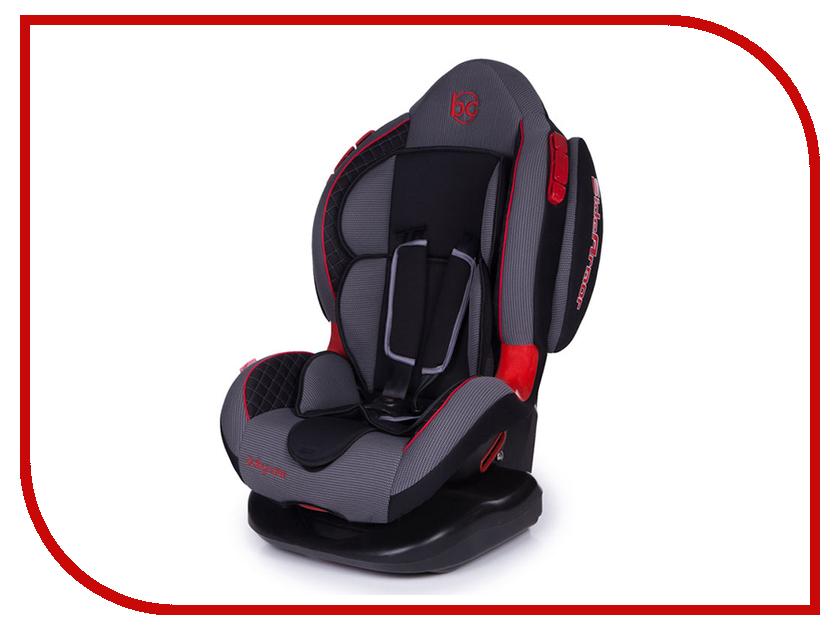 Автокресло Baby Care Polaris Isofix группа 1/2 Black-Grey 1008 4610027548278