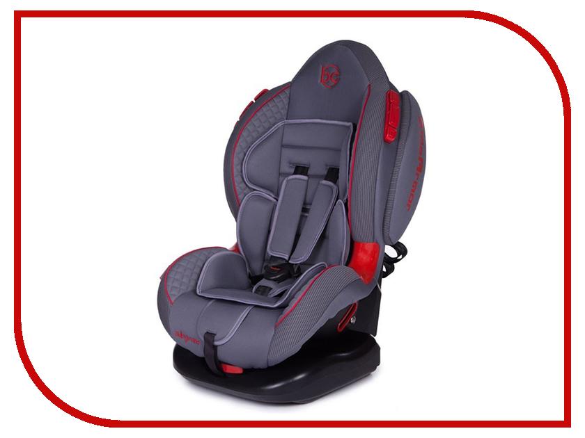 Автокресло Baby Care Polaris Isofix группа 1/2 Grey-Grey 4610027548315 автокресло concord concord автокресло transformer t 2016 graphite grey