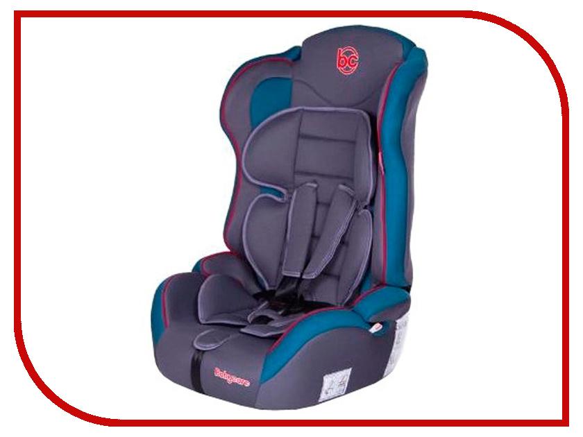 Автокресло Baby Care Upiter группа 1/2/3 Grey-Blue 4610027548391 автокресло baby care баги bc 311 люкс красное