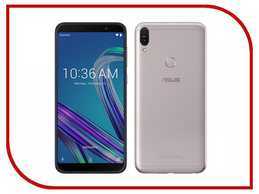 Сотовый телефон ASUS ZenFone Max Pro ZB602KL 4/64GB Silver сотовый телефон htc u11 64gb silver