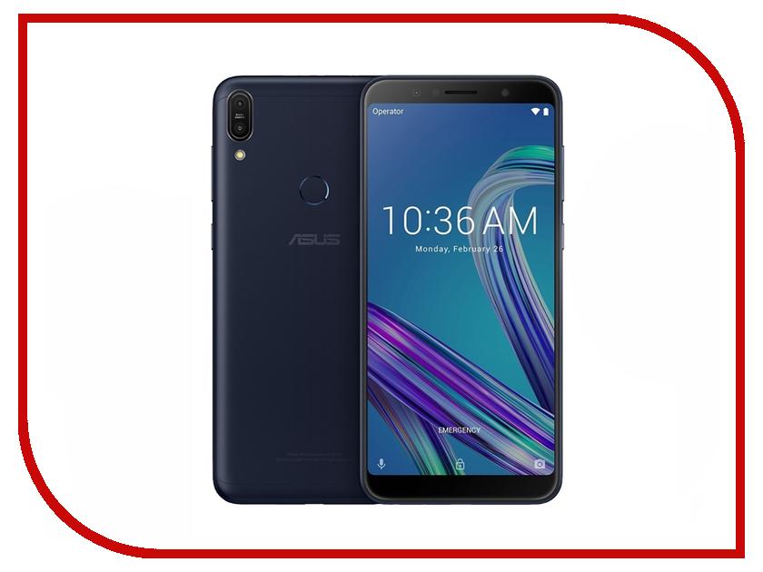 Сотовый телефон ASUS ZenFone Max Pro ZB602KL 4/64GB Black сотовый телефон asus zenfone max pro m1 zb602kl 3 32gb blue