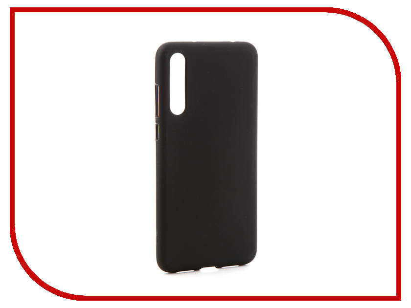 Аксессуар Чехол для Huawei P20 Pro Svekla Black SV-HWHP20P-MBL highscreen boost 3 pro black