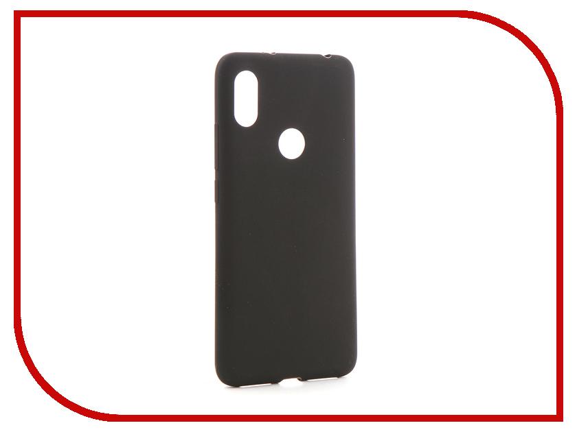 Аксессуар Чехол для Xiaomi Redmi S2 Svekla Black SV-XIREDS2-MBL картридж cactus cs wc3119 для xerox workcentre 3119 черный 3000 стр