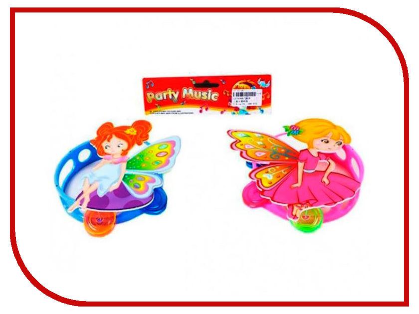 Детский музыкальный инструмент Shantou Gepai Бубен 2818