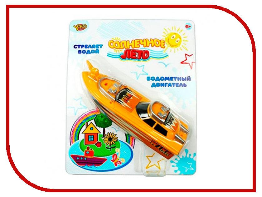Игрушка Shantou Gepai / Наша игрушка Катер Солнечное лето M6497 игрушка
