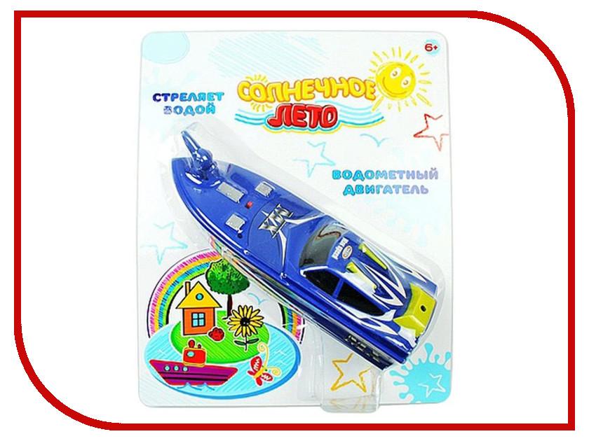 Игрушка Shantou Gepai / Наша игрушка Катер Солнечное лето M6500 игрушка shantou gepai наша игрушка катер солнечное лето m6514