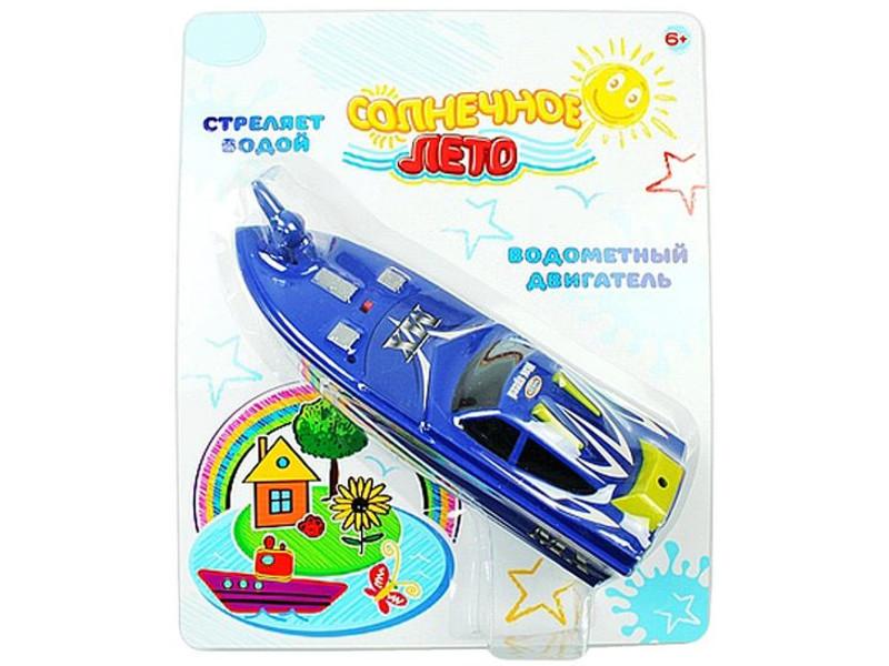 Игрушка Shantou Gepai / Наша игрушка Катер Солнечное лето M6500 игрушка shantou gepai гитара 941731 7237