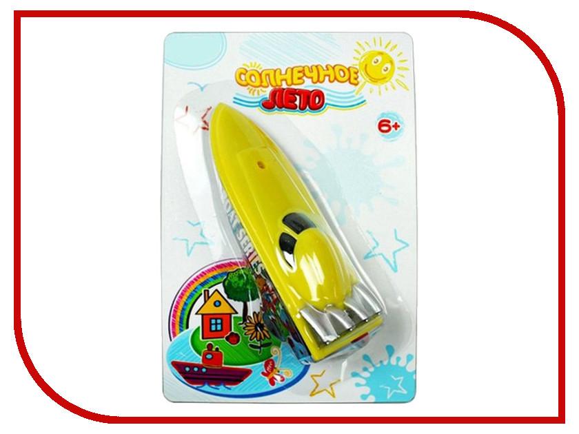 Игрушка Shantou Gepai / Наша игрушка Катер Солнечное лето M6513 игрушка shantou daxiang 1304f445