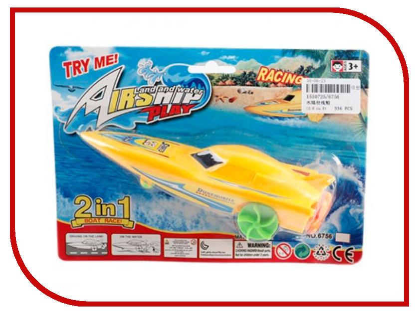 Игрушка Shantou Gepai Лодка 6756 настольная игра shantou gepai аэрофутбол 5016