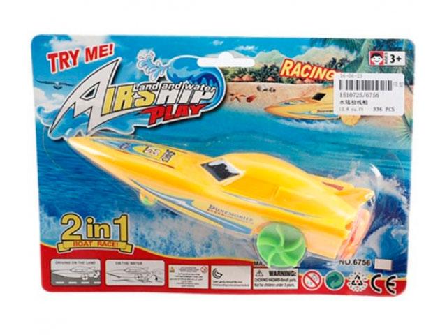 Игрушка Shantou Gepai / Наша игрушка Лодка 6756 цена