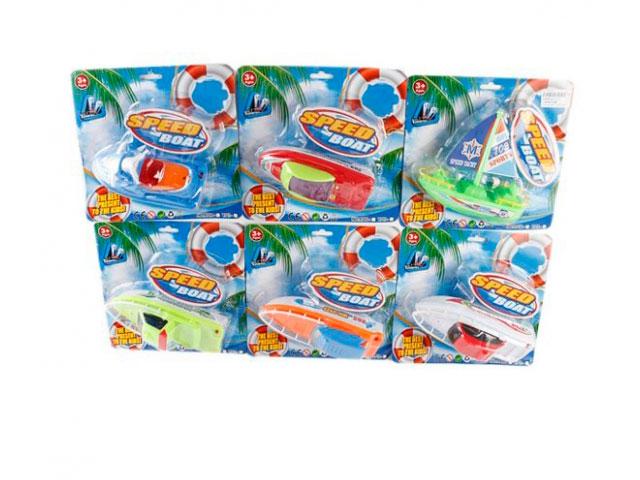 Игрушка Shantou Gepai / Наша игрушка Яхта Y710 цена