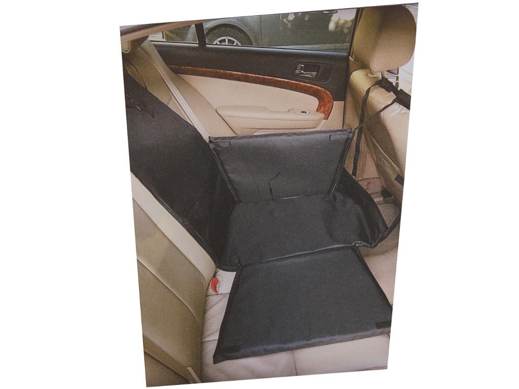 Автогамак AvtoPoryadok Black S17209Bl