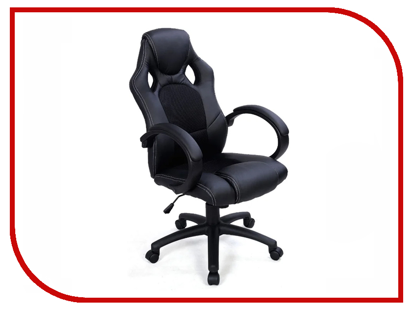 Компьютерное кресло Costway ZK8033BK / RJ8118BK компьютерное кресло costway zk1302or
