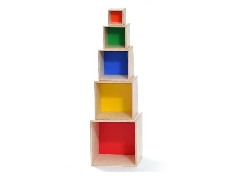 Кубики Sand Stol Развивающий набор 5в1 ИО39
