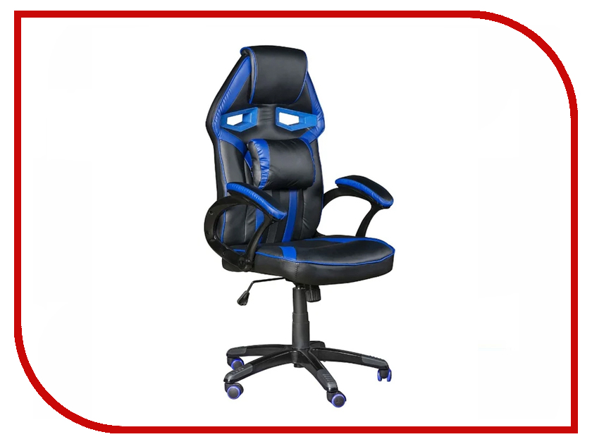 Компьютерное кресло Costway ZK8066BL