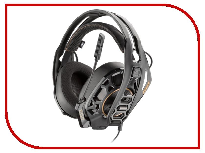 Гарнитура Plantronics RIG 500 PRO HC 211220-05 fotga dp3000 pro swing away matte box 4 3 16 9 ratio masks for 15mm rod dslr rig