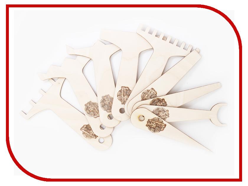 Набор инструментов Sand Stol для рисования песком 9шт ИН3