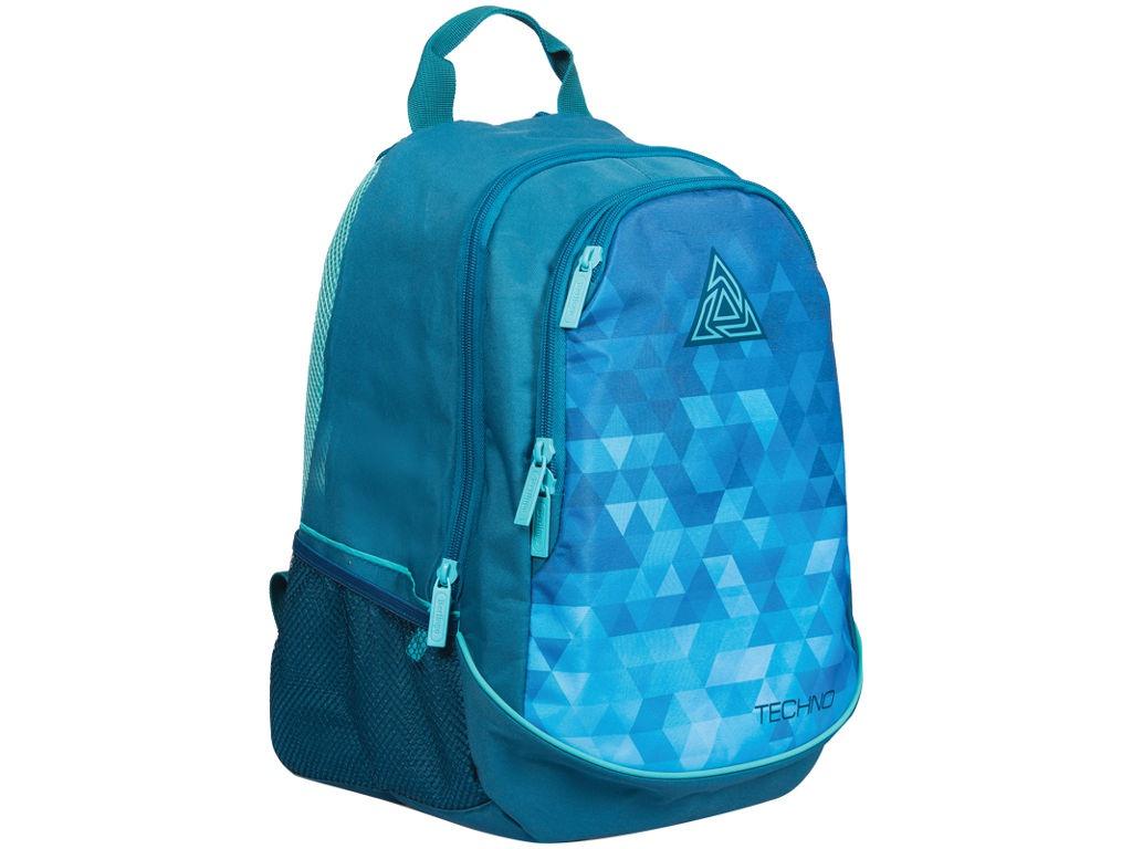 Рюкзак Berlingo Style Techno Blue RU038093