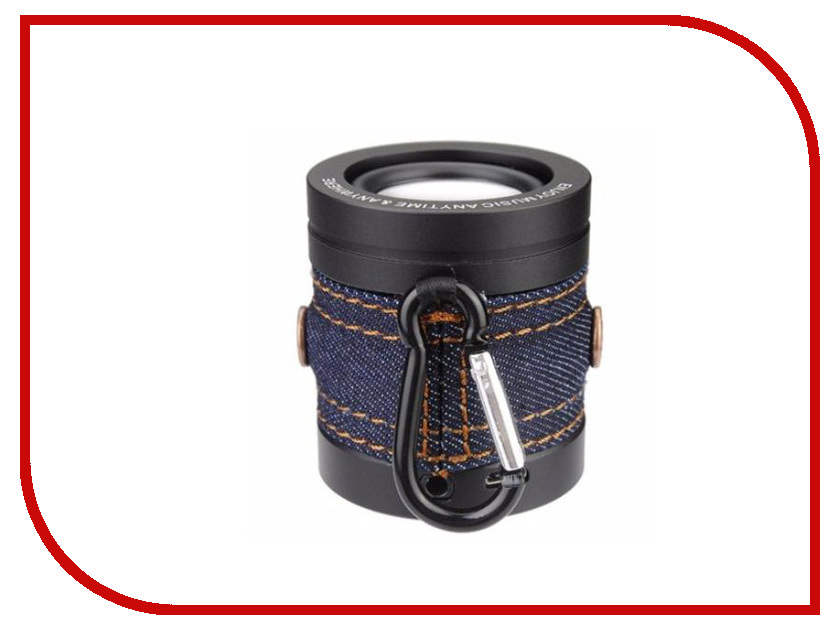 Колонка Remax RB-M5 Black remax rb t15 black